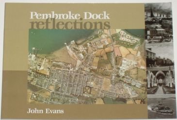Pembroke Dock Reflections, by John Evans